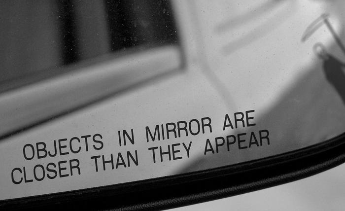 look in the mirror essay